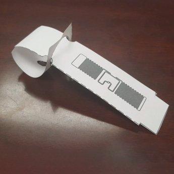 Loop-Lock UHF RFID Tag