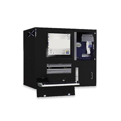 Printer and CPU Enclosure