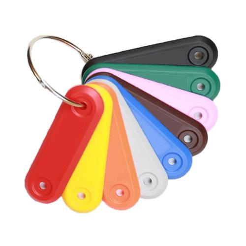 durable tag color options